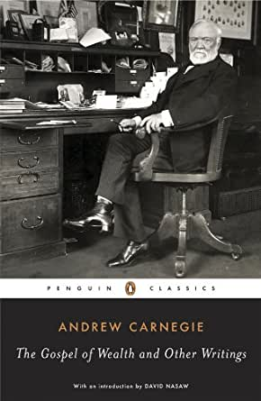a historical criticism of andrew carnegie essay Andrew carnegie (1835–1919) was among the wealthiest and most famous industrialists of his day through carnegie corporation of new york, the innovative philanthropic foundation he established in 1911, his fortune has since supported everything from the discovery of insulin and the dismantling of.