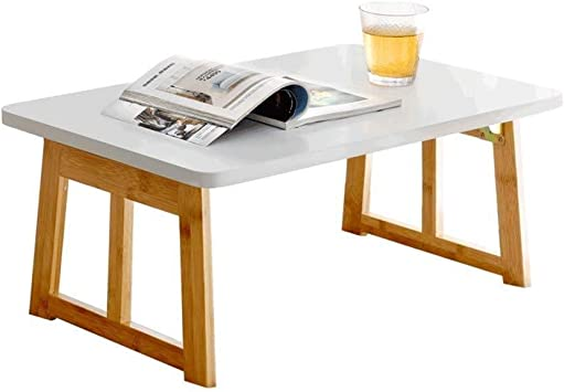 Llslls Mesa plegable moderna, mesa portátil for el hogar ...