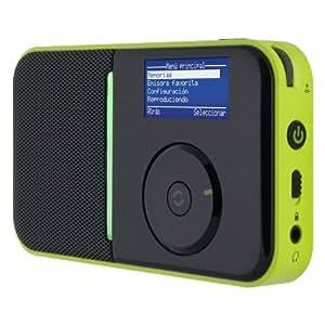 Radio Internet wifi portátil SPCinternet 0809