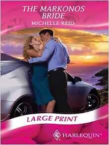 The Markonos Bride by Michelle Reid - FictionDB