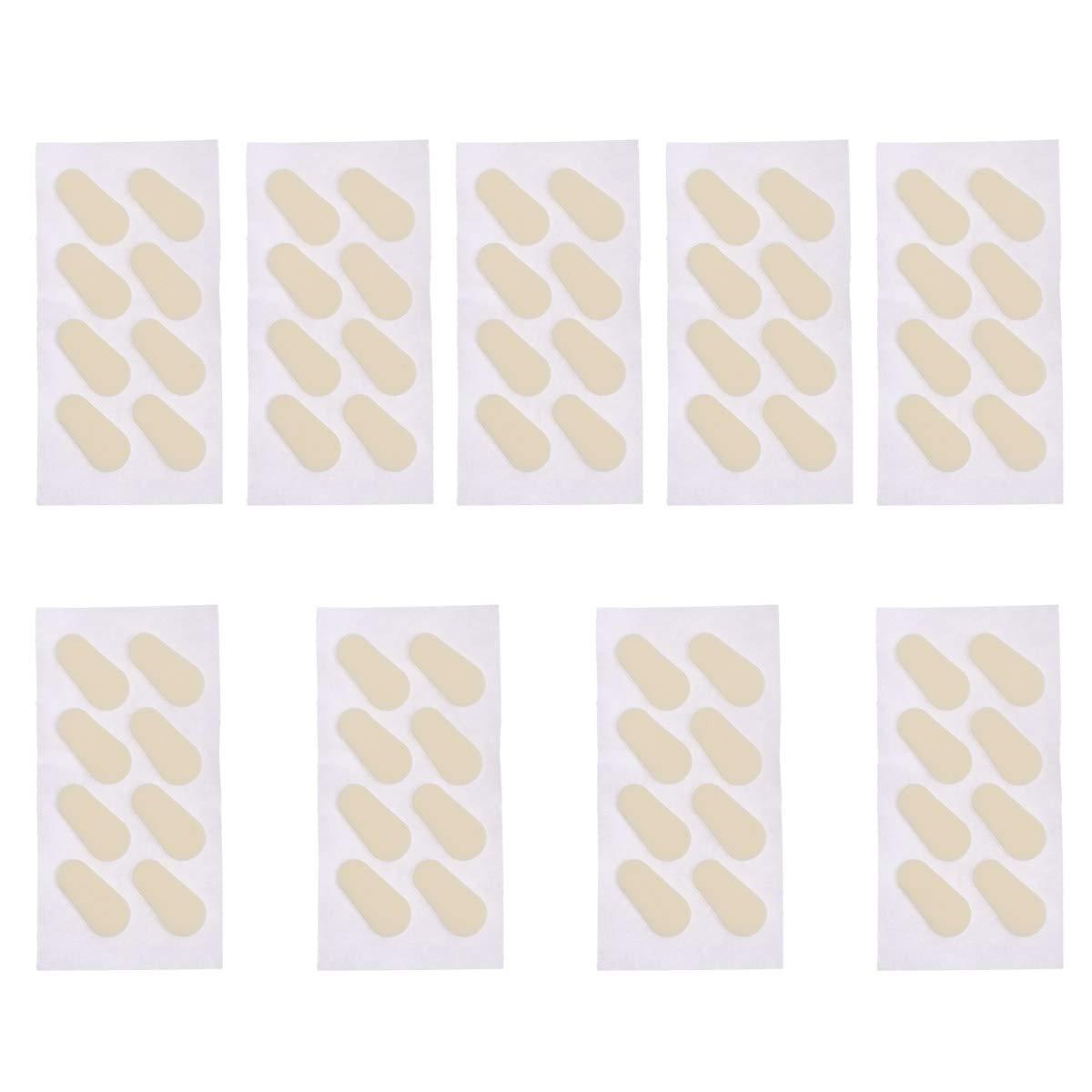 selbstklebend Heallily 1 Packung 36 Paar Nasenpads aus weichem EVA-Schaumstoff