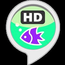 Aquarium Screensaver (No Sound)
