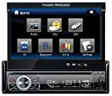 7 Inch Touch Screen Autosound Head Unit With Headphones