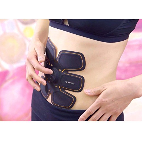 Japanese MTG (M Tea Gee) Sixpad Training Gear/abs Fit Tr ...