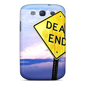 Defender Case For Galaxy S3, Dead End Hd 1080p Pattern