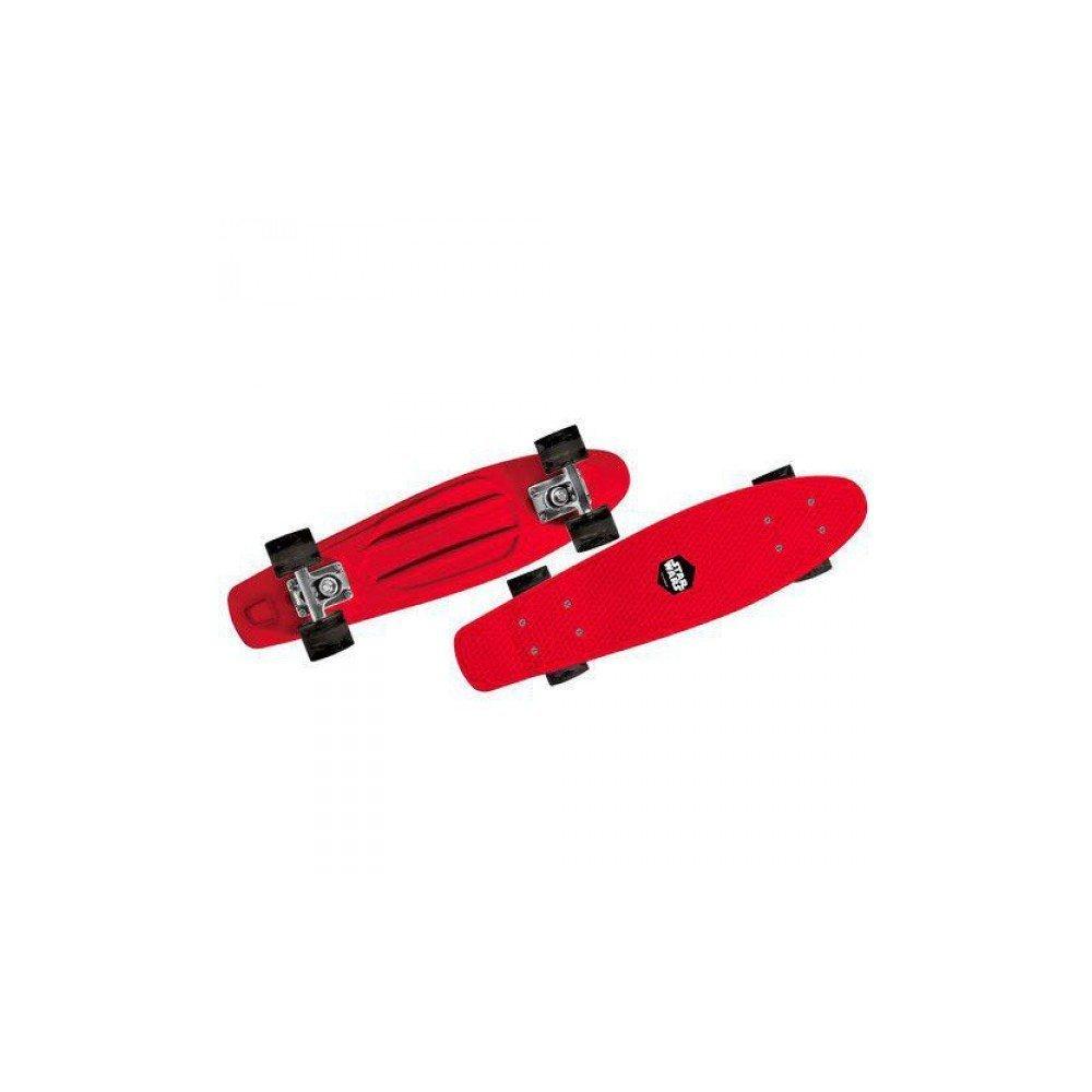 Mondo 28323 Penny Board (monopatín) Negro, Rojo monopatín ...
