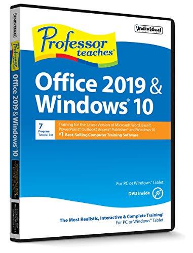 Professor Teaches Office 2019 & Windows 10 (Windows 7 Professor)