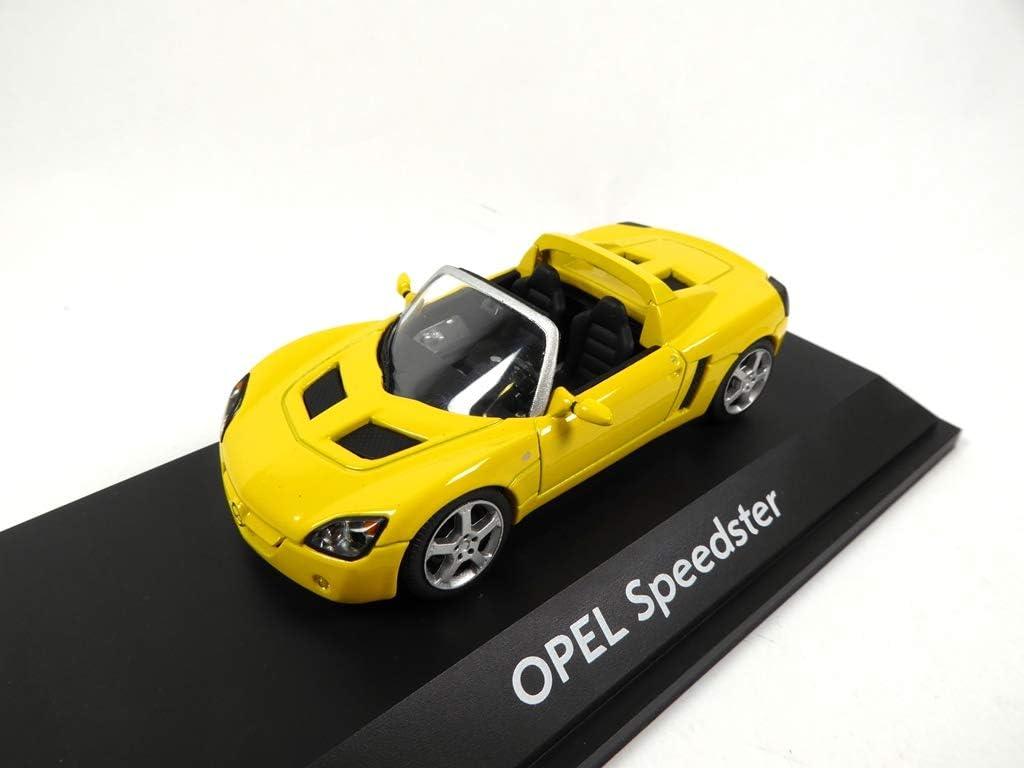 OP07 Opel Opel Speedster Schuco 1//43 en Boite Opel