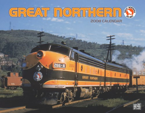 Read Online Great Northern 2008 Calendar ebook