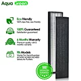 GermGuardian FLT4825 Filter B Compatible HEPA Replacement Filter for AC4300,AC4800,4900 Series Air Purifiers By Aqua Green