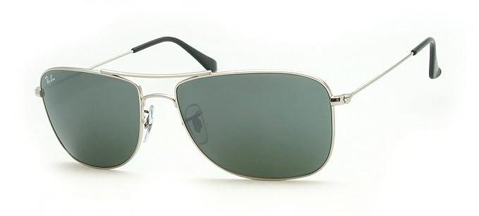 28b73b8700 ... get ray ban caravan sunglasses silver crystal grey mirror 59 mirror  770e7 87858