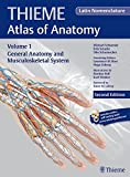 img - for General Anatomy and Musculoskeletal System (Latin) (Thieme Atlas of Anatomy) book / textbook / text book