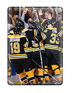 Brandy K. Fountain's Shop boston bruins (5) NHL Sports & Colleges fashionable iPad Air cases
