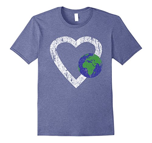 mens-i-love-planet-earth-pro-climate-change-science-t-shirt-medium-heather-blue