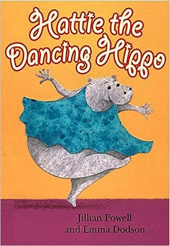 Book Hattie the Dancing Hippo (ReadZone Picture Books) by Jillian Powell (2015-06-01)