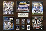 C & I Collectables 2436SB46 NFL 24 X 36 New York Giants Super Bowl XLVI Champions 24 x 36 Plaque