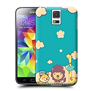 Unique Phone Case Characteristic pattern-19 Hard Cover for samsung galaxy s5 cases-buythecase by heywan