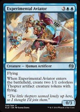 Magic: the Gathering - Experimental Aviator (046/264) - - Advantage Aviator