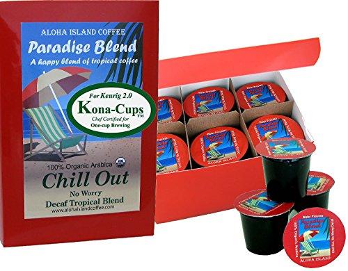 Aloha Island Coffee Water Process Decaf, Non-Chemical Dec...