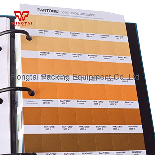 Anncus GP1606N Pantone Color Guide Solid Chip Coated & Uncoated Tear-Off Type by Anncus (Image #3)