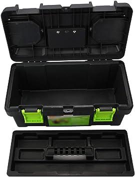 RKY Caja de almacenamiento de herramientas, kit de coche portátil ...