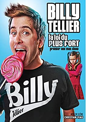 Spectacle Billy Tellier présente streaming