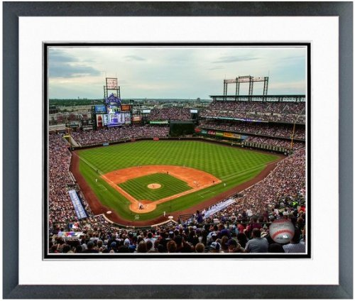 Colorado Rockies Coors Field MLB Stadium Photo 12.5