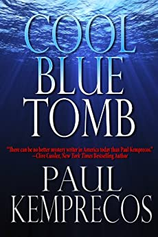 Cool Blue Tomb (Aristotle Socarides series Book 1) by [Kemprecos, Paul]
