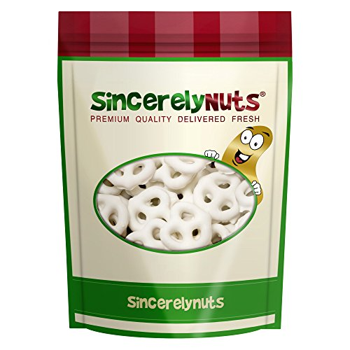 yogurt pretzels - 1