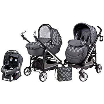 Peg Perego Switch Four Modular System Pois Grey