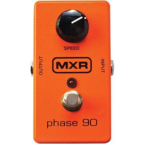 MXR M101 Phase 90 Phase Shifter Pedal w/Bonus Dunlop DTC1 Tuner 7-10137-00652-2