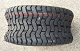 Two (2) Tires, Size: 20x10.00-8, 4ply, Soft Turf Tread
