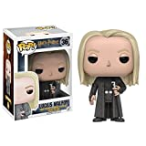 Funko POP Movies Harry Potter Lucius Malfoy Toy Figure