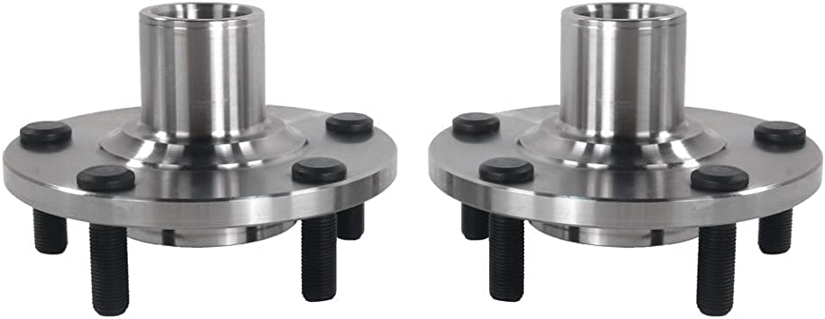 Pair Front  Wheel Hub Bearing for 2005 2006 Nissan Altima V6-3.5L 3498cc ONLY