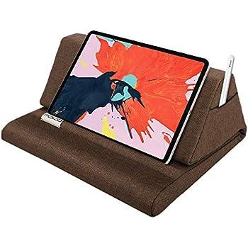Amazon.com: Soporte de almohada para iPad, soporte de ...
