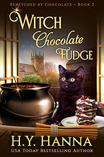 Witch Chocolate Fudge (BEWITCHED BY CHOCOLATE Mysteries ~ Book 2)]()