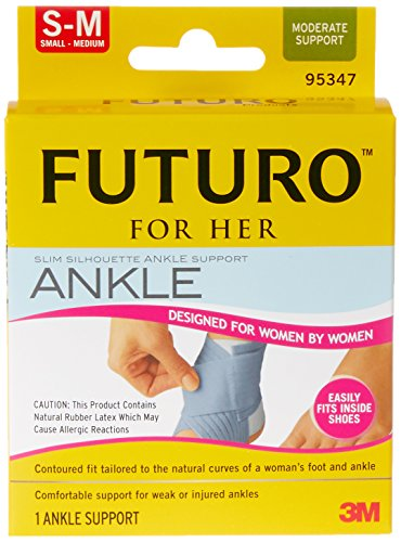 Futuro For Her Slim Silhouette Ankle Support, Moderate Stabi