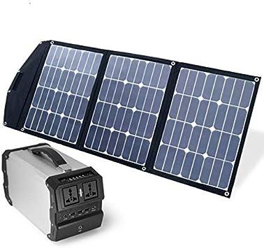 Kit de generador de energía portátil, fuente de alimentación ...
