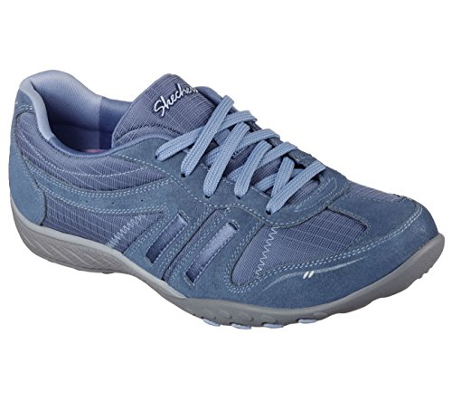 cheap sale from china Skechers Women's Active Breathe-Easy Jackpot Low-Top Sneakers Blue outlet new clearance fast delivery buy cheap brand new unisex lIsvcnolAd