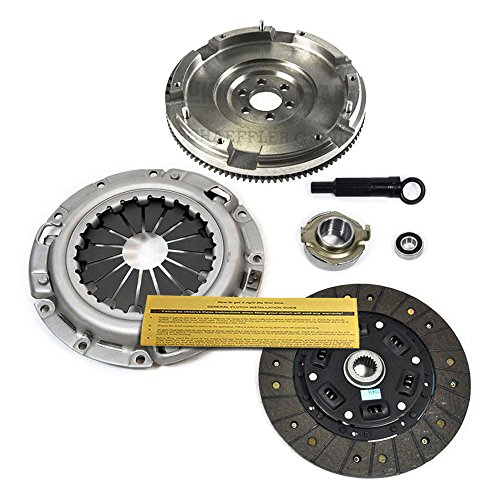 EFT PREMIUM CLUTCH KIT w OEM FLYWHEEL FORD PROBE /, used for sale  Delivered anywhere in USA