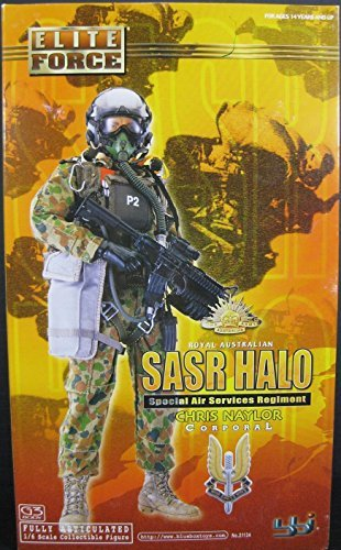 Elite Force SASR HALO - Special Air Services Regiment Corpor