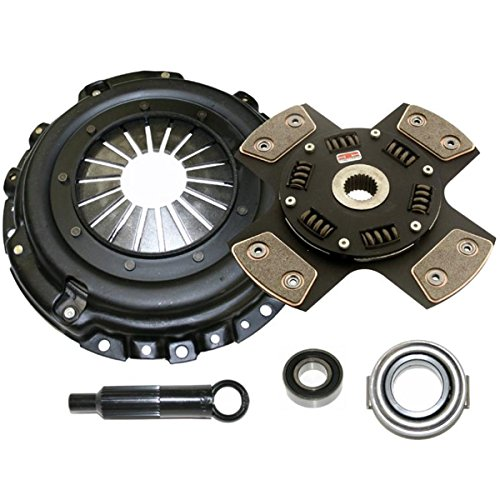 Competition Clutch 5152-1420 Clutch Kit(03-06 Mitsubishi Lancer Evo 7/8/9 Stage 5-4 Pad Ceramic)