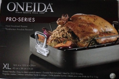Oneida Hard Anodized Roaster