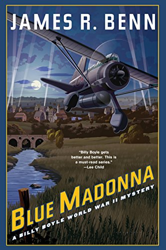 (Blue Madonna (A Billy Boyle WWII Mystery Book 11))