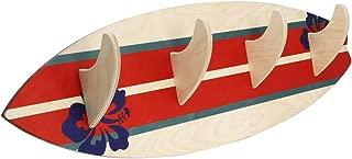 product image for Hawaiian Towel Rack or Coat Rack, Bathroom Rack, Coat Rack, Surf Decor, Entry Way Rack, Key Rack, Towel Hook, Towel Holder, Beach House Rack