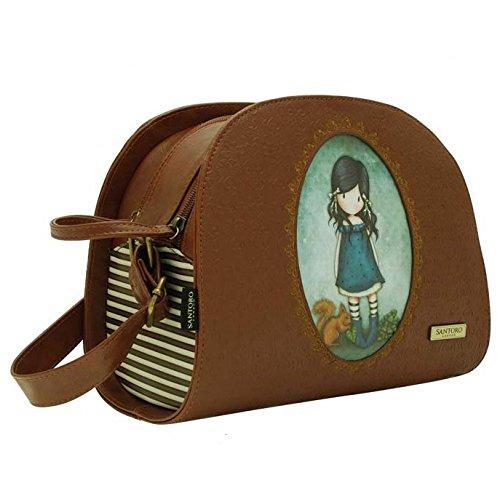 Bag Embossed Brought Love Gorjuss Shoulder Rococo wtZdRHxIq