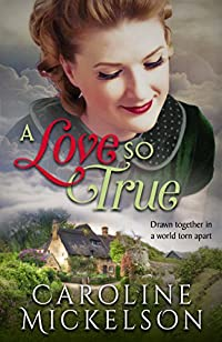 A Love So True by Caroline Mickelson ebook deal