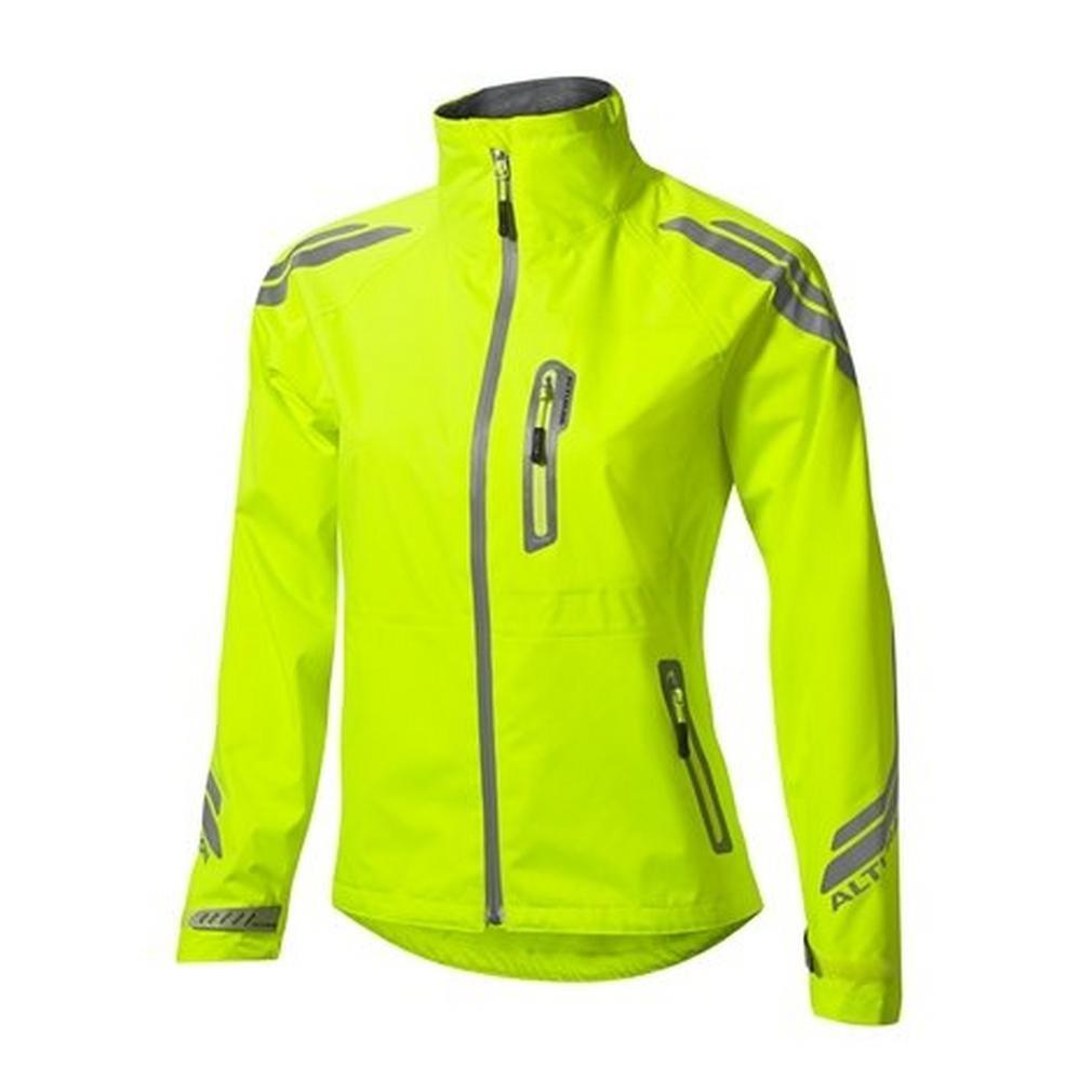Altura Hi Viz Yellow 2016 Night Vision Evo Womens Waterproof MTB Jacket