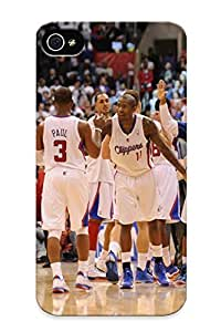 meilinF000ipod touch 5 Case Cover Los Angeles Clippers Basketball Nba (20) Case - Eco-friendly PackagingmeilinF000