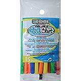 Surebonder CS-15VC Super Low Temperature Cool Shot Assorted Color Mini Glue Stick, 4-Inch x .27-Inch, 15 sticks